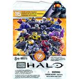 Halo Mega Bloks Serie 7 Minifiguras Misterio Pack 1 Random