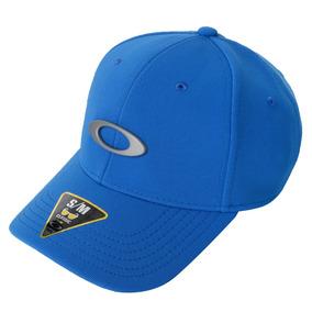 Boné Oakley Tincan Cap Azul - Cor: Azul - Tamanho: P/m