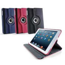 Capa Case Ipad Mini 1 2 3 Retina Execultivo Top 360 Couro
