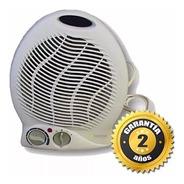 Caloventor Termostato Ventilad Estufas Electricas Calefactor--18 Cuotas Sin Interes
