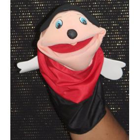 Fantoche De Mão - Ventriloquista