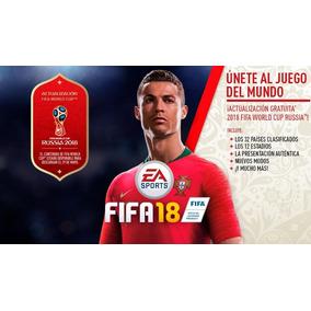 Fifa 18 World Cup 2018 Rusia Ps4 Digital Juga Con Tu User