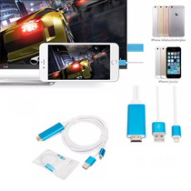 Adaptador Hdmi Iphone 5 6 7 Plus Ipad Mini Ipod 5 G-ca116