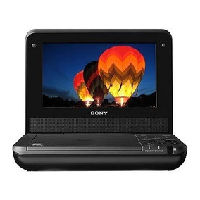 Sony Dvp-fx Pulgadas Reproductor De Dvd Portátil, Negro (mo