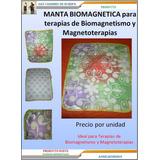 Manta Biomagnetica Imanterapias 40 Imanes De 45mm Diametro