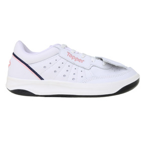 Zapatillas Topper Tennis Lady X Forcer Mujer Bl/rs