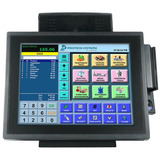 Pos Prox 15.6` Touch Intel J1900 / Msr / Comx4