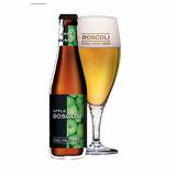 Cerveza Boscoli Manzana Verde 330ml Frutos Belgica