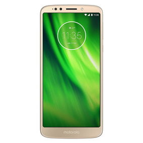 Smartphone Motorola Moto G6 Play 32gb 3gb Octacore - Ouro