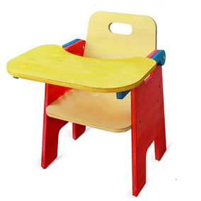 Silla de comer bebe madera sillas de comer en mercado for Sillas para chicos