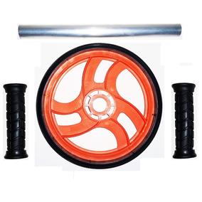 Roda De Exercícios Abdominal 20cm De Diâmetro Modelo 2016