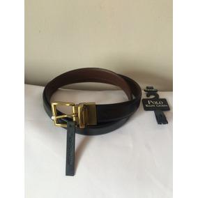 Cinturón Polo Ralph Lauren Reversible, Genuino... Excelente