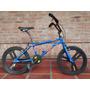 Bicicleta Edición Limitada Blaster Bmx Única En El Mercado!