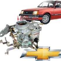 Carburador Chevette Chevy 1.6 Gasolina Mod. Solex 100% Novo
