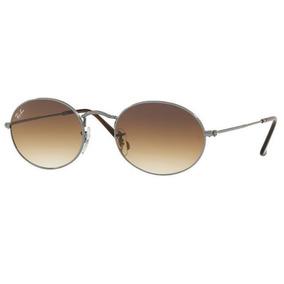Oculos Sol Ray Ban Rb3547n 004 51 51mm Grafite Marrom Degrad 0d67bebee5