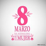 Ploteo Vidriera - Día De La Mujer - Sticker - Vinilo - Calco