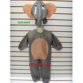 Disfraz De Elefante Disfraces Vestuarios Trajes Vestidos