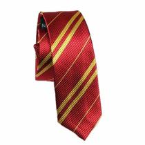 Gravata Hogwarts Grifinória Harry Potter Gryffindor Sonserin