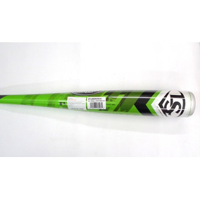 Bat De Beisbol Louisville Warrior Verde 33x28
