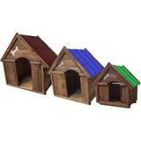 * Cuchas Casas Casillas Machihembradas Para Perros Y Gatos