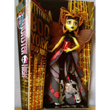 3 Muñecas Monster High: Luna Mothews, Lagoona Blue Y Frankie