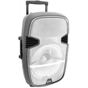Velikka Bocina Amplificada Karaoke Bluetooth Mic Vkk-155l Bl