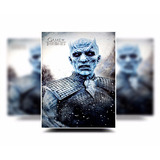 Afiches/poster Vinil Autoadhesivo 40 X 30cm Game Of Thrones