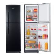 Heladera Con Freezer 299 Lts Patrick Hpk136n Platino Outlet