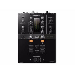 Mixer Pioner Djm 250k Novo Na Cx Original Djm250