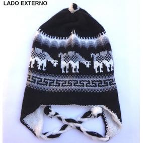 Gorro Andino Peruano - Acessórios da Moda Femininas no Mercado Livre ... 47ec71ec64c
