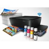 Impresora Multifuncion Wifi Hp Gt5820 Sistema Continuo P0r21