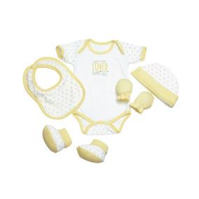 Complete Set 7 Piezas Regalo Baby Shower Baby Mink