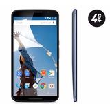 Motorola Nexus 6 Libres Caja Sellada 32gb 4g Lte Nuevos Msi