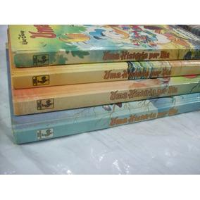 Uma História Por Dia - 04 Volumes