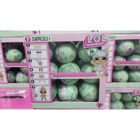 Caixa De Bonecas Lol Surprise Doll Serie 2 Com 18 Unidades