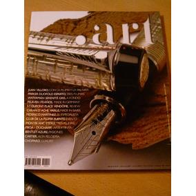 Pelikan Dupont Revista .art #14 Montblanc Hermes Escritura