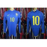 Camisa Brasil 2008 - Camisas de Futebol no Mercado Livre Brasil 382482381bbbb