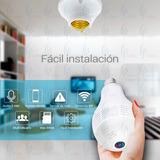 Camara Wifi 360 Grados Foco 1.3mp App Espia Memoria 16 Gb