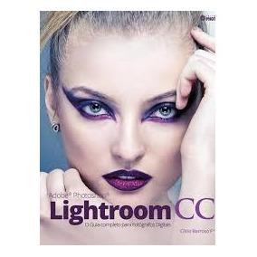 Livro Adobe Photoshop Lightroom Cc Lançamento Português