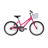 Bicicleta Oxford Beauty Aro 20 Fucsia 1v