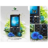 Sony Ericsson K850i Camara Cybershot 5mp Radio Fm