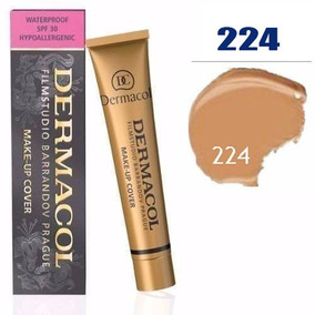 Base Dermacol Makeup Cover Cor 224 Pronta Entrega