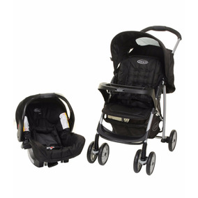 Cochecito Travel System Mirage Oxford Graco Cuna Bebes