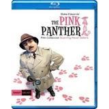Blu Ray Coleção Pantera Cor De Rosa - 6 Filmes - Lacrado