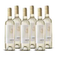 Vino Punto Final Sauvignon Blanc 6 Botellas