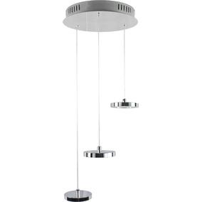 Lámpara Colgante Rideford | Triple