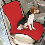 Capa Pet Protetora Para Bancos De Carros -c/cinto Segurança