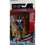Ciborg Multiverse De La Pelicula Liga De La Justicia