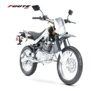 Motocicleta Carabela Route 125 Plata