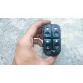 Botão Interruptor Vidro Elétrico Escort Zetec Quadruplo